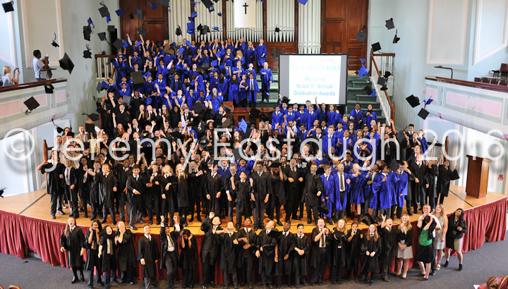 President Kennedy School Year 7 Graduation - 20 July 2015
