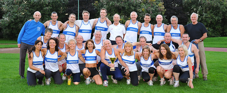 Leamington Masters Atletics Team
